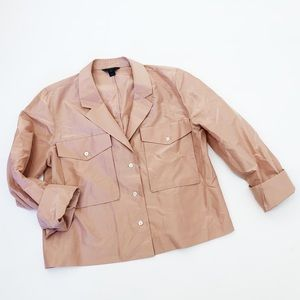 J. Crew Collection Blouse Size 10
